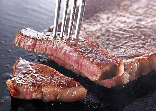 阿波黒牛 ステーキ