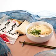 コシが強く のどごしの良さが特徴的 五島手延うどん 《和紙》MM-09 | 株式会社マルマス・長崎県