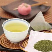 濃旨緑茶ティーバッグ〔25個×10袋〕