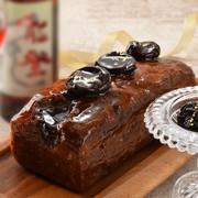 赤ワインとプラムのパウンドケーキ〔400g〕