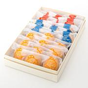 チーズまんじゅう詰め合わせ 菓子工房そらいろ 宮崎県 クリームチーズ、ゴルゴンゾーラ、ドライトマトの3つの味を食べ比べ
