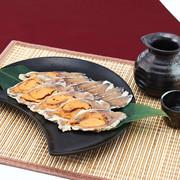 古くから今に伝えられる 滋賀県特産のなれずし 鮒寿司スライス大