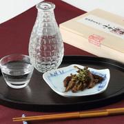 香り高く、上品な味わい 琵琶湖産天然 小糸鮎山椒煮