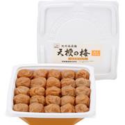 天授の梅はちみつ 河本食品株式会社 和歌山県 塩分が気になる方も安心。「塩分2.8%」のまろやかでヘルシーな梅干し