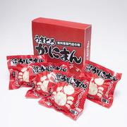 """""""うまとろ""""かにまん4個入 札幌蟹販株式会社 北海道 ジュワ~ととろける。本場札幌の蟹問屋ならではの味を満喫"""