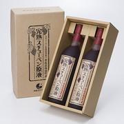完熟スチューベン原液2本入り 有限会社津軽ぶどう村 青森県 甘く、ポリフェノールも豊富なスチューベン種のぶどうジュース。