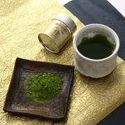 京都一番茶葉100%使用 お抹茶まっちゃ 濃茶「侍」 | 有限会社セカンドグリッド・広島県