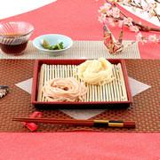 お祝いの気持ちを演出する〈ふる里水沢紅白うどん〉2食入×6セット | 株式会社叶屋食品・群馬県