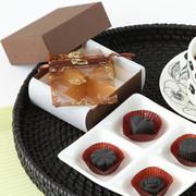 キモチイイを届ける 炭のチョコラ(4個入り)   株式会社アスカム・静岡県