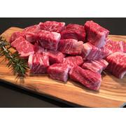 阿波黒牛 煮込み料理のゴロっと角切り