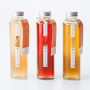 フルーツビネガーセット 株式会社季節園 愛媛県 愛媛産にこだわった無添加発酵食品。おいしく体によい「飲む酢」です