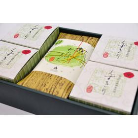くずきり&京わらびもちギフトセット『茶彩菓(寛ぎ)』この商品は長期常温保存可能商品ですので、ご贈答品としても最適です。