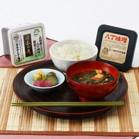 海外でも親しまれる江戸時代からの伝統の味 まるや八丁味噌 国産詰合せ