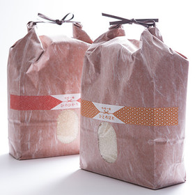 奈良県産米食べ比べセット 水本米穀店 奈良県 創業百余年。三ツ星お米マイスターが厳選。ヒノヒカリとひとめぼれのセット