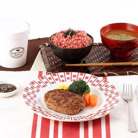 元気に育った牛の恵み 牛とろフレーク140g&まるトマハンバーグ2枚セット 十勝スロウフード・北海道