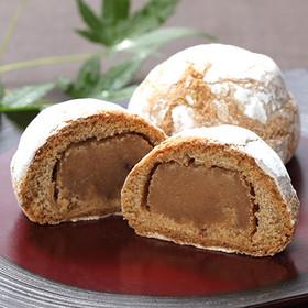 アーモンドあんを大麦で包んだ焼菓子・波の音 神保・石川県