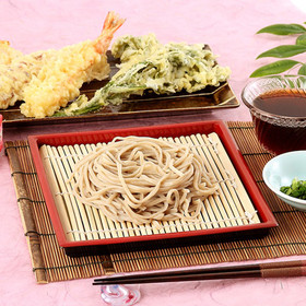 上州の美味しい水でこね仕上げた〈上州手もみそば〉2食入×6セット | 株式会社叶屋食品・群馬県
