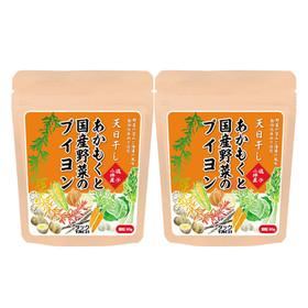 あかもくと国産野菜のブイヨン 4袋セット