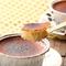 広大な土地で育った牛から絞られるジャージー乳を使用!とろけるアイスブリュレ スウィーツ・高知県